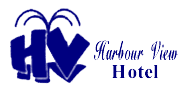 Harbour View Hotel Logo
